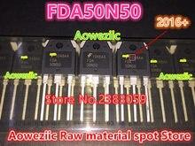 100 % 새로 수입 된 원본 50N50 FDA50N50 TO-3P 전계 효과 트랜지스터 MOS 500V 50A