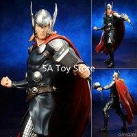 Marvel Avengers Superhero ARTFX52 Thor 1/10 Scale Pre Painted PVC Figure Collectible Model Toy 17cm Retial Box