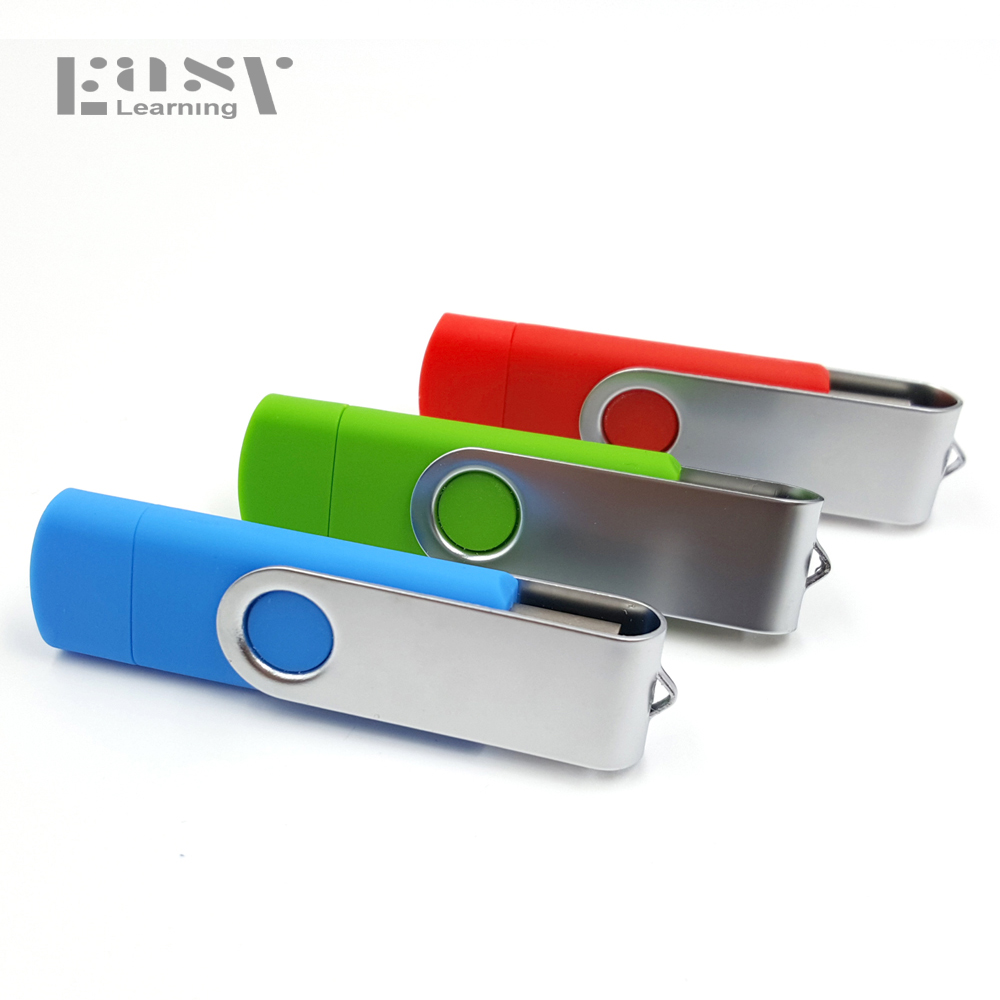 100% Real Capacity For Android Pendrive 32GB OTG Usb Flash Drive 4GB 8GB 16GB Usb Disk Pen Drive Memory Stick купить