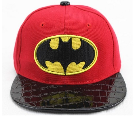 Batman C Red Baseball net 5c64f225d7724