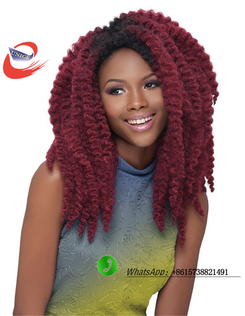Crochet Braids Afro : .com : Buy Afro Kinky Marley Crochet Braids Hair Extensions crochet ...