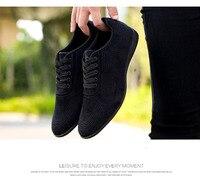 Autumn Winter Shoes Fashion Casual Shoes Canvas Shoes High Quality Black Dress Shoes Men Sneakers Zapatillas Hombre PH102 109