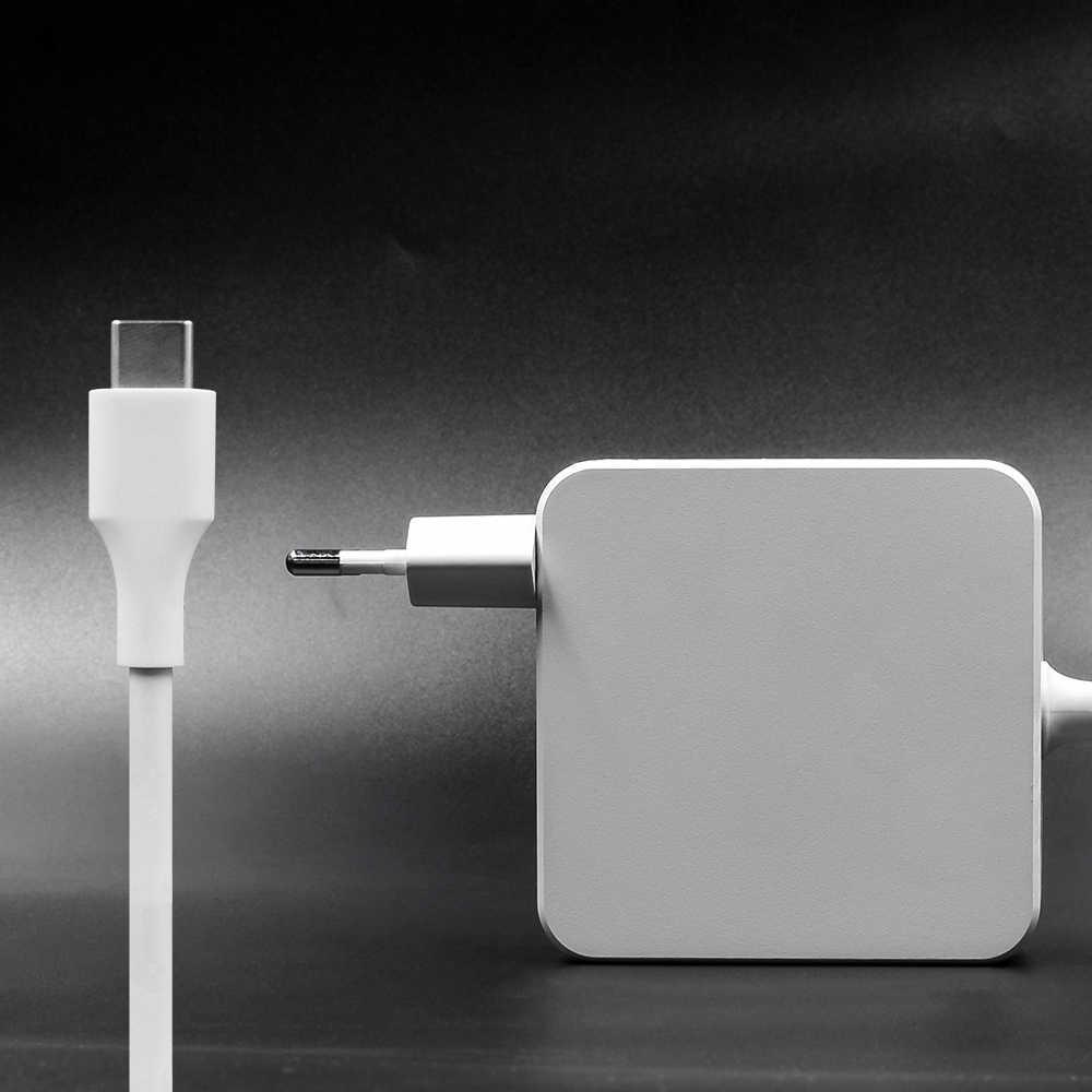 אוניברסלי 29W 45W 61W 65W USB סוג C מחשב נייד טלפון כוח מתאם מטען עבור Lenovo Asus HP Dell Xiaomi Huawei Google 4 תקע