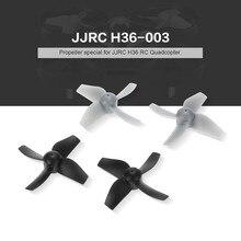 Hélices Pour Jjrc H36 Lame Inductrix Vis Rc Drones Lame Hélicoptère Hélice Accessoires Pièces De Rechange Quadcopter Kits