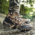 Men's Camouflage Jungle Military Shoes Army Combat Shoes Lace-up Outdoor Hunting/Hiking/Trekking Shoes
