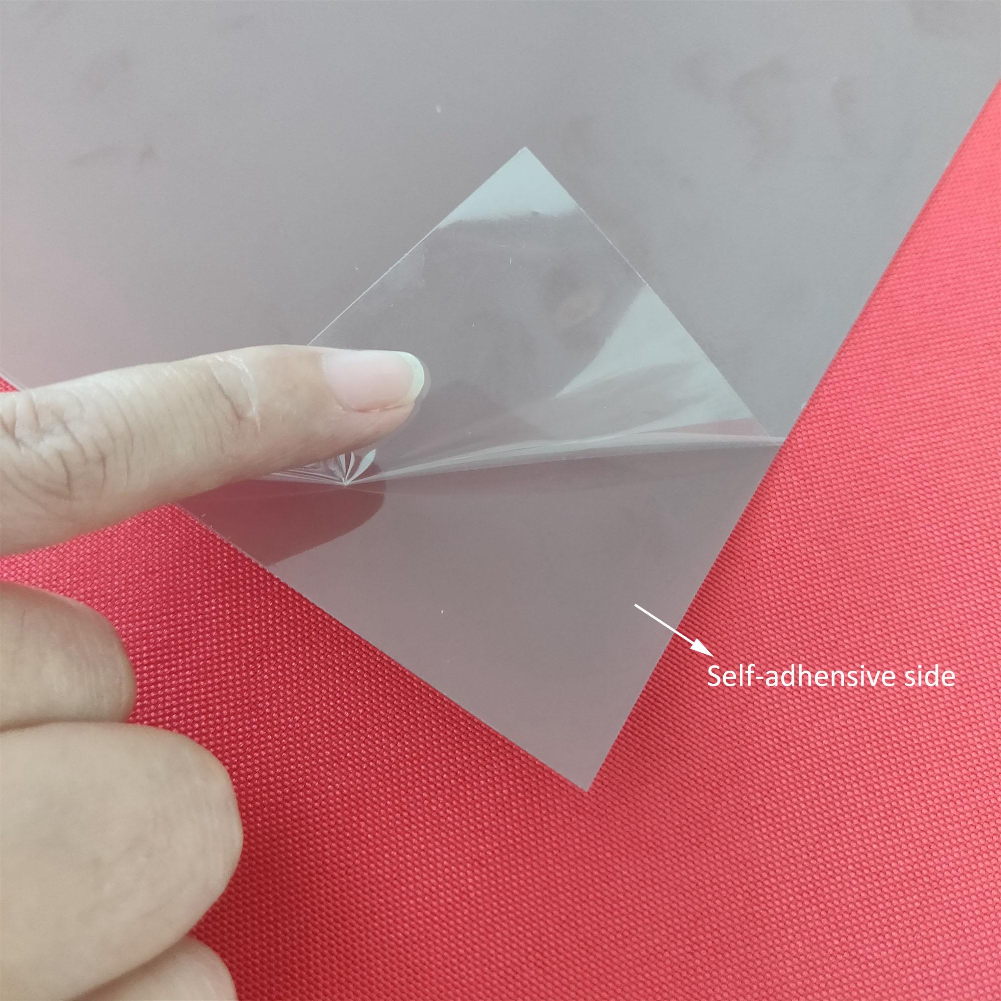 1 шт 3D прозрачная голографическая проекционная пленка образец клейкая задняя 210*290 мм A4 проекционный экран Автомобильный дисплей