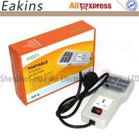 Handheld power meter power analyzer LED metering socket measurable current voltage power factor 0.001A 10A 100 240V