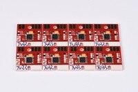JACA for Mimaki JV33 Permanent chip for Mimaki JV33 printer JV5 SS21 CJV30 with 4colors BK C M Y ink cartridge chip