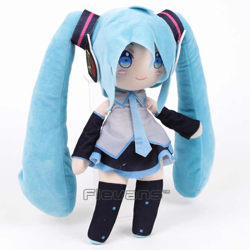 Vocaloid Hatsune Miku Giocattolo Della Peluche Morbida Bambola di Pezza Regalo 12 pollici 30 centimetri