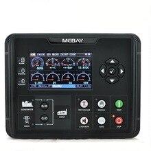 """DC72D DC72DR контроллер генераторной установки для дизельного бензинового газа, мониторинг параметров генераторной установки с 4,"""" ЖК-экраном"""