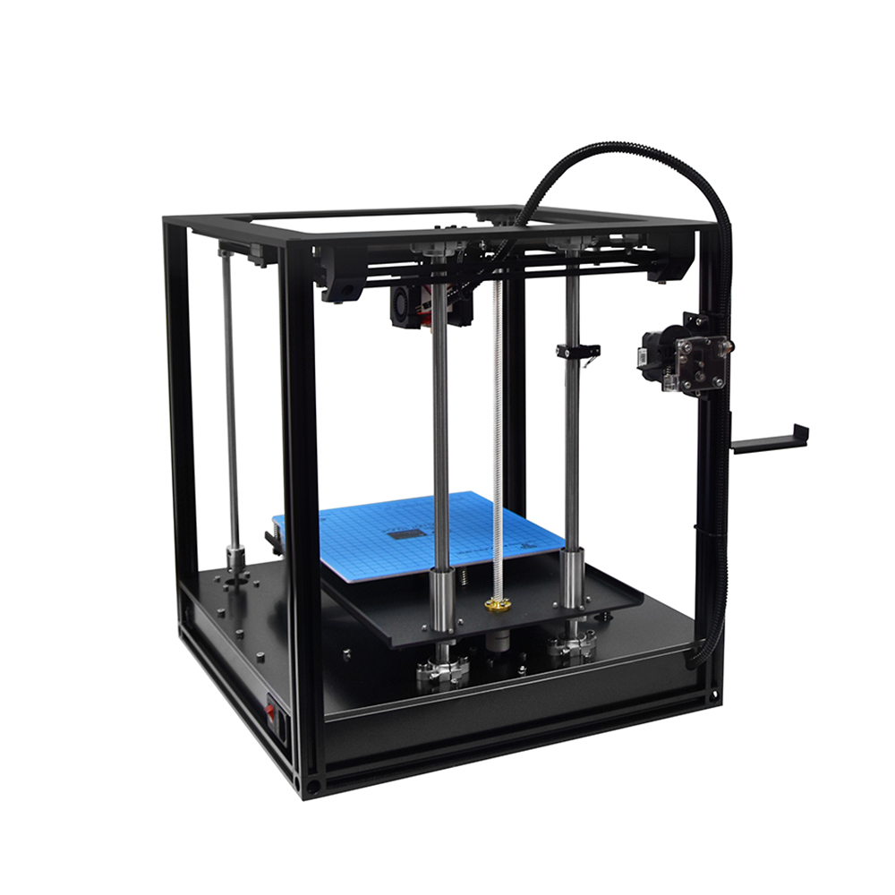 2019 Newest Sapphire S Core XY 3D printer Le Ji S 32-bit Mainboard Large Size Power Off Resume Enclosed Structure Imprimante 3d2019 Newest Sapphire S Core XY 3D printer Le Ji S 32-bit Mainboard Large Size Power Off Resume Enclosed Structure Imprimante 3d