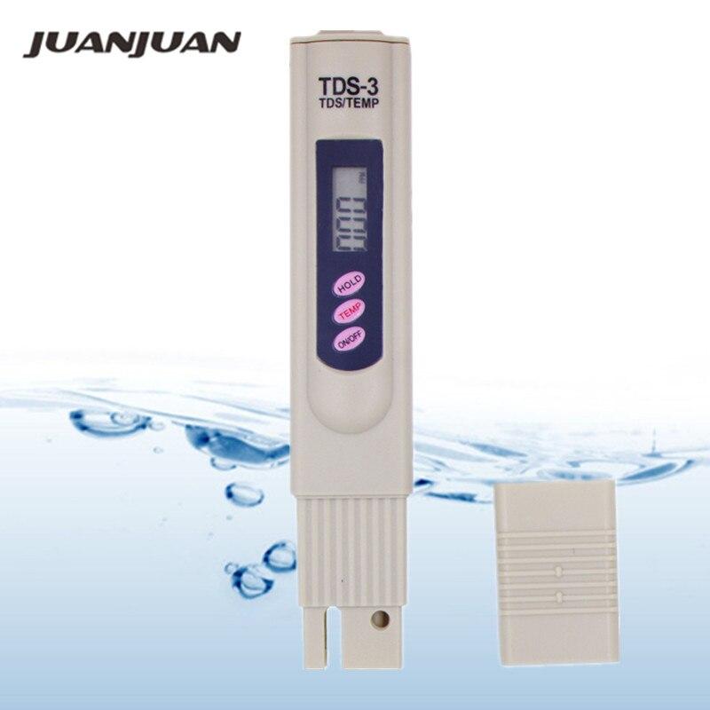 Stylo Portable Portable Compteur D'eau Numérique de Mesure De Filtre D'eau Qualité Pureté Testeur TDS Mètre 16% Hors