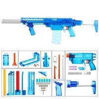 Рабочий YY R W001 RMCX стиль комплекты аксессуаров Набор для Nerf N Strike Elite Stryfe Blaster power Kit для DIY аксессуары для игрушечного пистолета запчасти