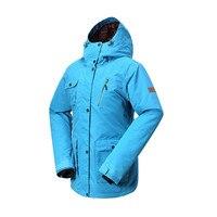 2018 Для женщин лыжная куртка Термальность Лыжный Спорт сноуборд куртка Водонепроницаемый ветрозащитная спортивная одежда женские Супер те