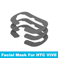 10 Pack Original VR Protection Cloth Mask Goggles Pad Disposable Health Eye Patch For Htc