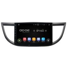 10.1″ Android 6.0 Octa-core Car Multimedia Player For HONDA CRV 2012-2015 Car Video Audio Without DVD Car Stereo Free MAP Canbus