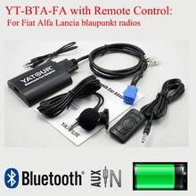 Yatour стерео цифровой bluetooth адаптер БТА с Дистанционное управление для Fiat Alfa Lancia blaupunk радио