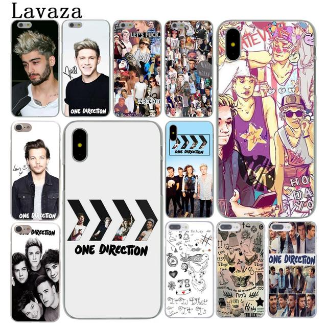 f0ea8a04d Lavaza Niall Horan One Direction 1D Hard Cover Case for Apple iPhone X XS  Max XR 6 6S 7 8 Plus 5 5S SE 5C 4S 10 Phone Cases