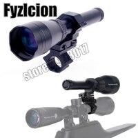 Fyzlcion nd3 50 Ночное видение зеленый лазерный целеуказатель фонарик W/прицела + удаленного коммутатора