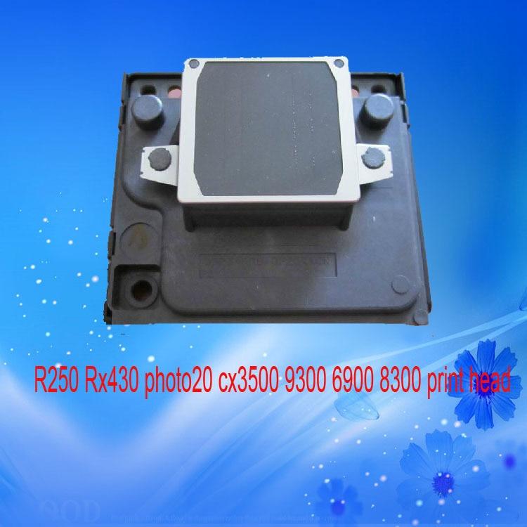 Original Print Head R250 Printhead For Epson RX430 R240 RX245 RX425 RX520 TX200 NX415 TX400 TX409 TX410 RX430 Printer head