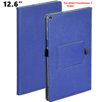 Business Classic Style Stand PU Leather Case For ASUS Transformer 3 T305C 12 6 Tablet Case