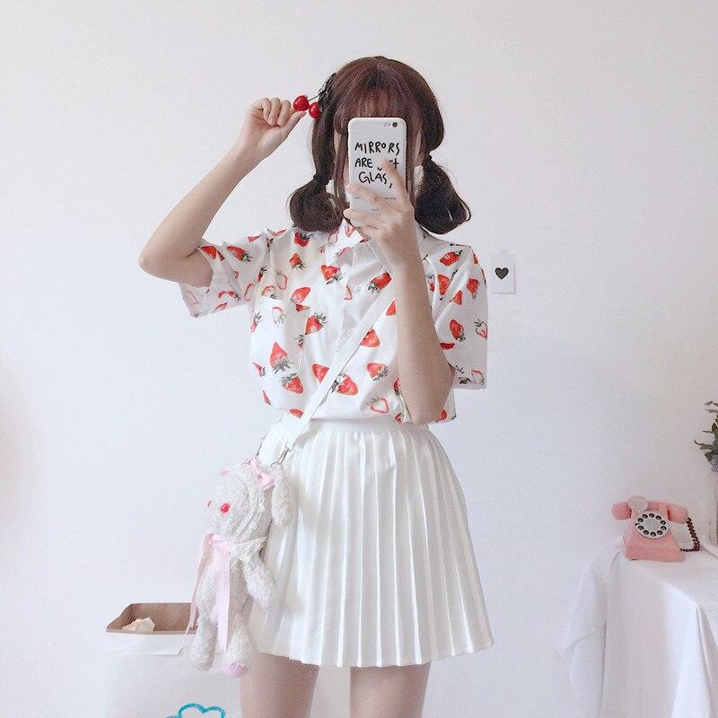 Vintage Strawberry Shirt 1