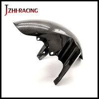 Для Yamaha YZF R1 2002 2008 FZ8 2011 2013 FAZER 8 2011 2013 FZ1 2006 2013 мотоциклетные Запчасти обтекатель углеродного волокна переднее крыло