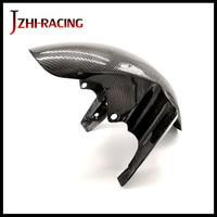FOR Yamaha YZF R1 2002 2008 FZ8 2011 2013 FAZER 8 2011 2013 FZ1 2006 2013 Motorcycle Parts Fairing Carbon Fiber Front Fender
