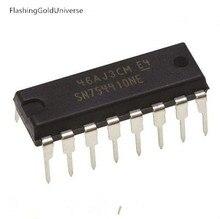 Frete Grátis 100 PCS SN754410NE SN754410 DIP Novo original