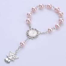 Красочные Сувениры для причастия с ангелом сувениры крестины