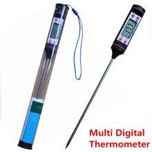 Еды, термометры termometro приготовления бытовой пера температура барбекю термометр питание кухня