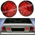 Tail Lights Trunk LED PAIR fits TOYOTA ALTEZZA fits LEXUS IS200 IS300 1998-2005 - Rear Lamps SET RIGHT+LEFT RED
