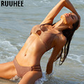 2016 Sexy Бинты Бразильский Push up Бикини Женщины Купальники Купальник Biquini Одежда для Пляжа Купальный Костюм Bikinis Set майо de bain