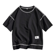 2019 New Solid color T Shirt Mens  new arrival cotton T-shirts Summer Skateboard Tee Boy Skate Tshirt Tops new arrival knitted cotton 100% toddler boy blazer bb161103c solid grey