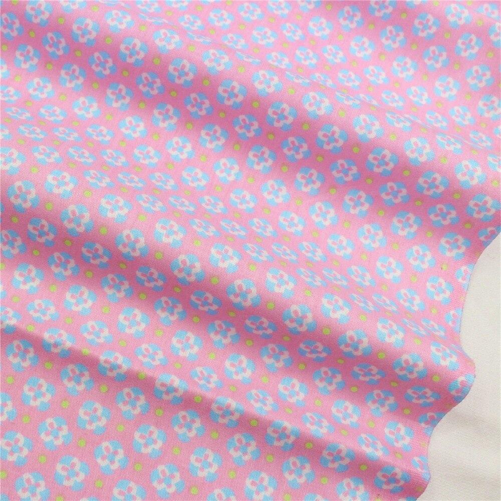 16426309, 50 cm * 150 cm tela de algodón estilo de la serie de flores, diy patch