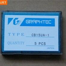 10 шт. 45 градусов большой графтек CB15U плоттер лезвия иглы нож надписи нож для графтек режущий плоттер виниловый резак