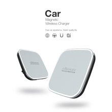 Nillkin Car Magnetic Qi Wireless Charger For Samsung S6 S7 Edge Plus Note 5 7 Lumia 950 XL Nexus 5X Wireless Charging Device
