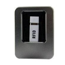 EM4100 portable proximity ID reader 125khz mini usb rfid reader