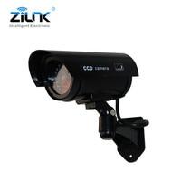 The Cheapest Dummy Camera Fake Emulational Camera Surveillance Security CCTV Free Shipping