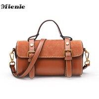 Mtenle ماتي بو الجلود حقيبة صغيرة رسول حقائب النساء مصمم بسيطة خمر حقيبة أنثى crossbody الكتف سيدة