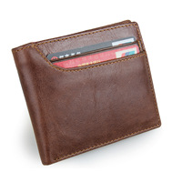 New Arrival Casual Genuine Leather Wallets
