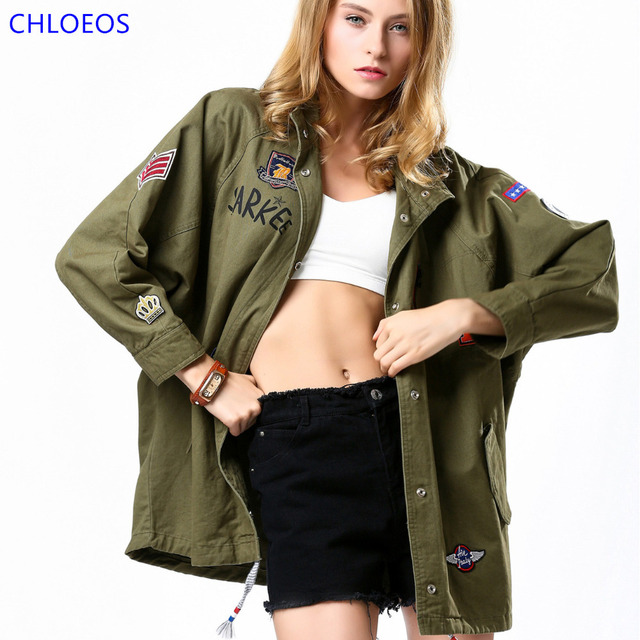 Aliexpress.com : Buy women spring jacket 2017new Camouflage in the ...