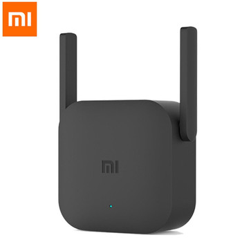 Original Xiaomi Pro 300M WiFi Amplifier WiFi Repeater 2.4G Wifi Signal Extender Roteador APP Control for Mi Wireless Router xiaomi mi wifi amplifier pro