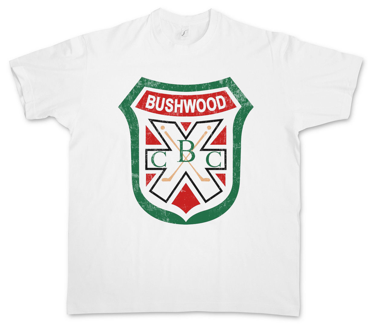 BUSHWOOD COUNTRY CLUB II T-SHIRT Caddyshack Sign Insignia Logo Company Golfed Design T Shirts Casual Cool