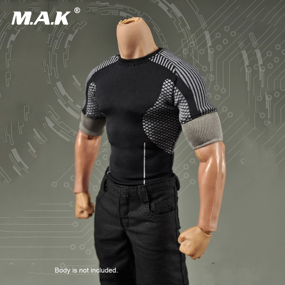 1/6 Scale Male Clothes Iron Man Armor Testing Repairman Suit Set TONY STARK MCF-026 Type Model for 12 inches Action Figure Body