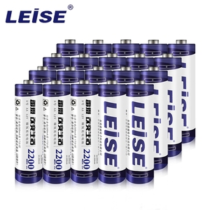Leise 20pcs AA 2200mAh Recharg