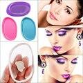 Channy silicona silisponge cara maquillaje fundación cosmética puff puff cosmético beauty tools no esponja licuadora polvo