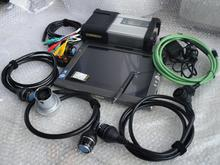 RCOBD mb star diagnostic tool mb sd connect star c5 with laptop le1700 install with 2018.12v ssd super software ready to use