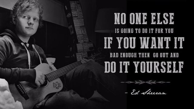 Ed Sheeran – Singer Songwriter Music Art poster 43″ x 24″ Decor 73