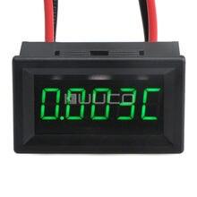 Цифровой тестер 4 в 1 Вольтметр/амперметр/измеритель мощности/измеритель емкости 12 В протектор аккумуляторной батареи+ батарея над/сигнал низкого напряжения
